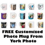 FREE Customized Photo Mug