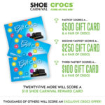 Shoe Carnival Quikly Giveaway