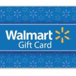 Win A $50 Walmart Gift Card