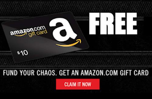 FREE $10 Amazon Gift Card From Marlboro - Mom's Freebie Blog