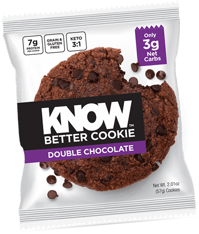 FREE Know Better Double Chocolate Chip Cookie