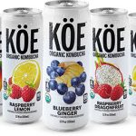 FREE Can of Koe Organic Kombucha