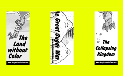 FREE The Land Without Color Bookmark Or Postcard