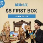 Bark Box - First Box Only $5