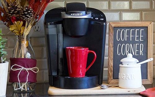 Keurig K55 Single Brew Coffee Maker Giveaway