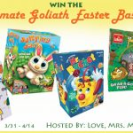 Ultimate Goliath Games Easter Basket Giveaway