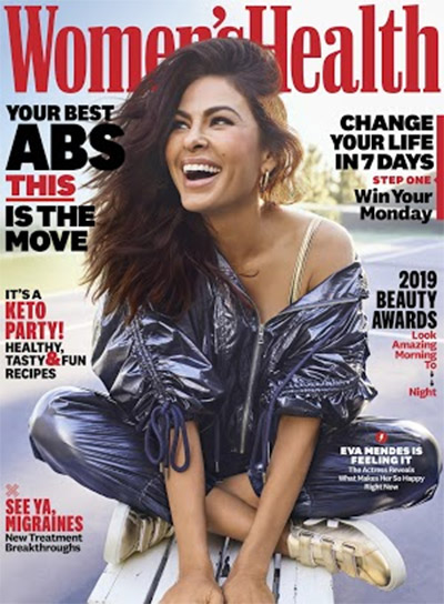FREE 1 Year Subscription To Women's Health Magazine