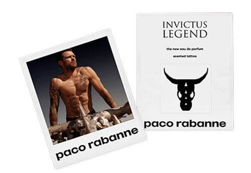 FREE Paco Rabanne Invictus Legend Sample