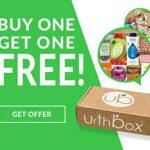 UrthBox - Buy One Get One FREE (BOGO)