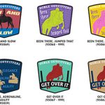 FREE Horse Discipline Patches
