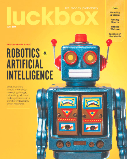 FREE Luckbox Magazine Subscription