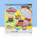 FREE Play-Doh Kitchen Creations BBQ Food Set