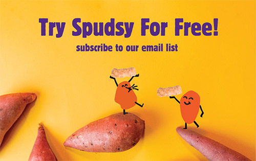 FREE Spudsy Sweet Potato Puffs Sample Pack