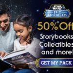 Star Wars Epic Adventures