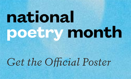 FREE National Poetry Month Poster