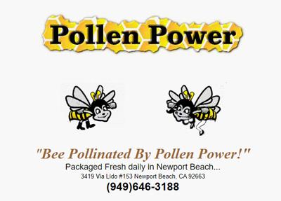 FREE Sample of Bee Pollen Power