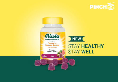 FREE Ricola Chewable Gummies