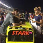 FREE Josh Stark Autographed Hero Card