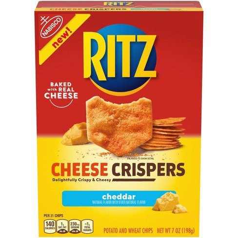 FREE Ritz Cheese Crispers Boxes