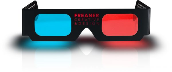 FREE Freaner 3D Glasses